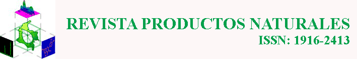Revista Productos Naturales